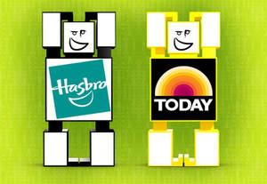 Promo-Naks: Hasbro-Nak / Today Show Nak
