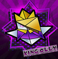 Paper Mario - King Olly (Classic Style)