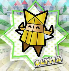 Paper Mario - Olivia (Classic Style)