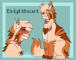 Brightheart Ref // 23 [redo of a redo]