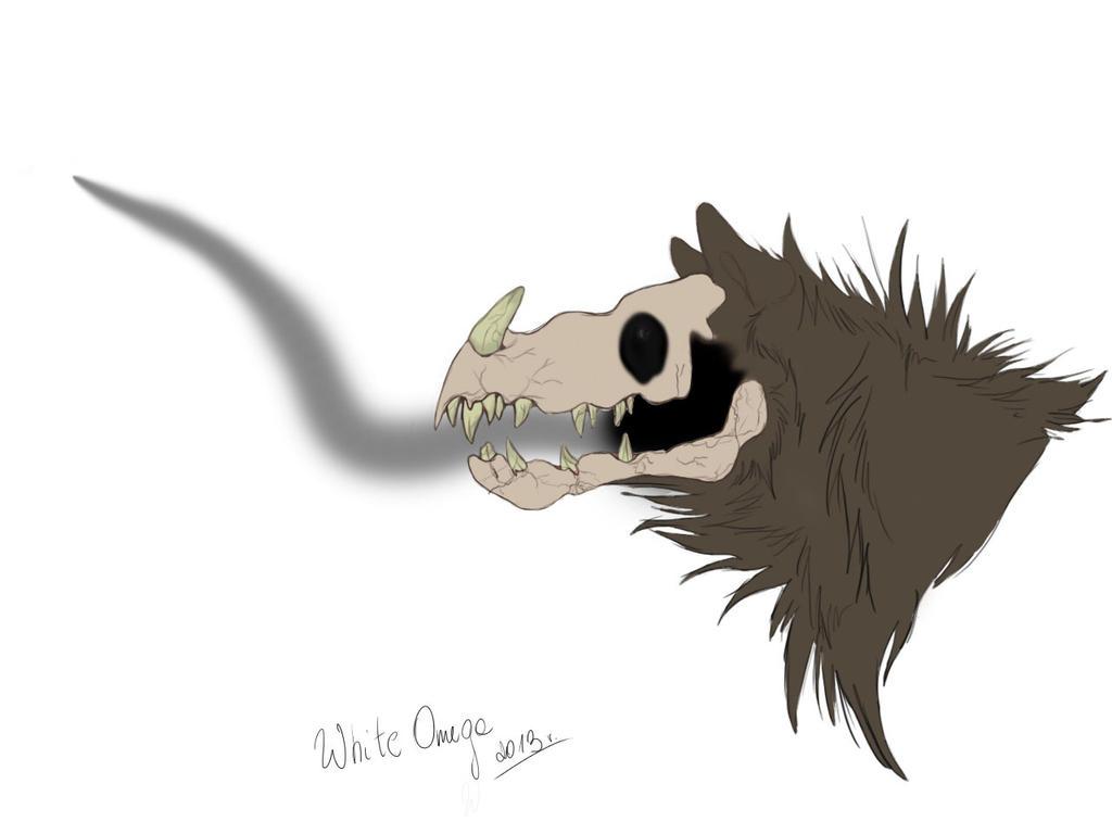 Smoke- unfinish by WhiteOmega