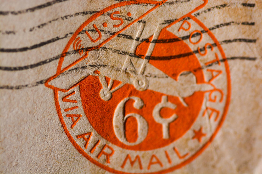 Air Mail by Fiend-V