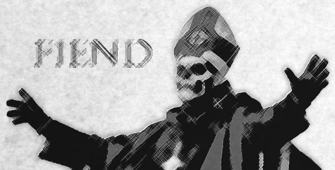 Fiend-V's Profile Picture