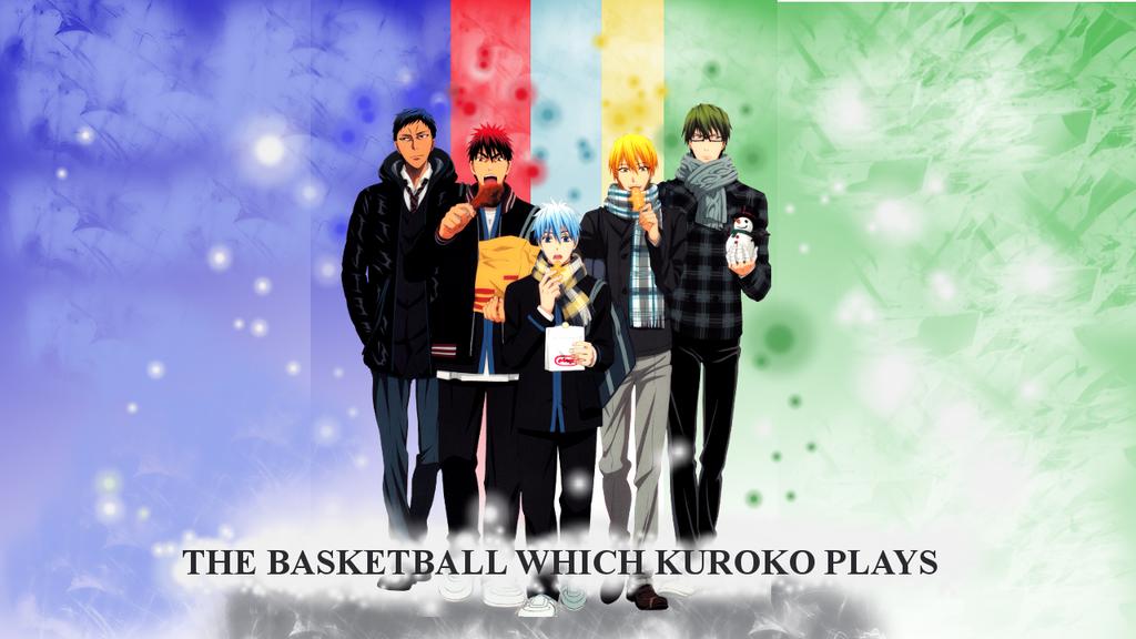 Kuroko no Basuke Wallpaper by ChihaHime