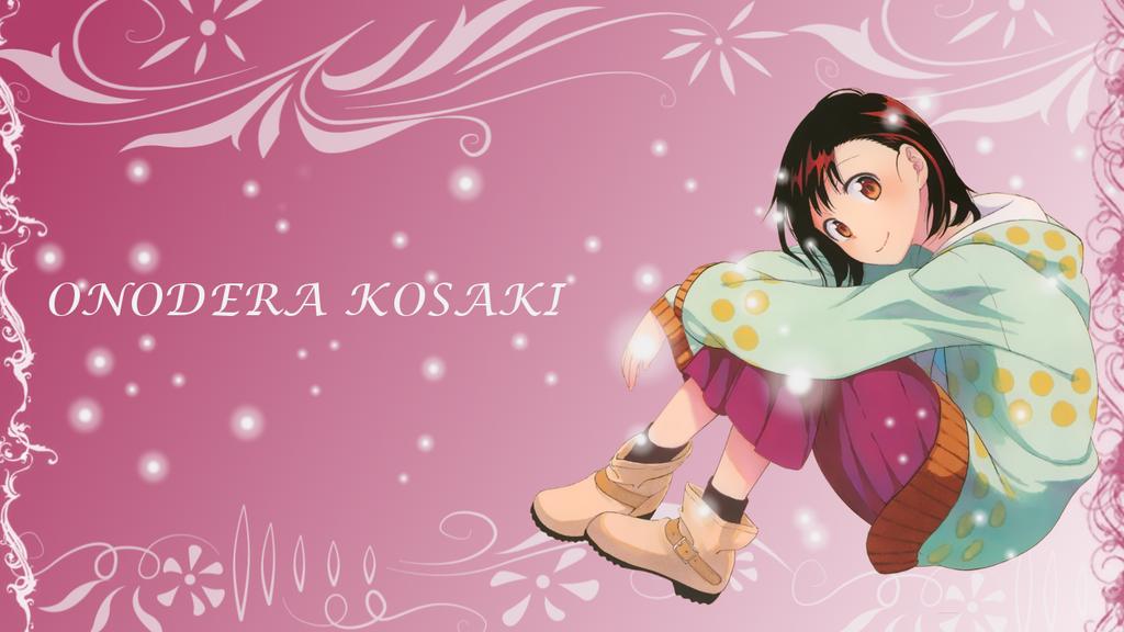 Onodera Kosaki Wallpaper (Nisekoi) by ChihaHime