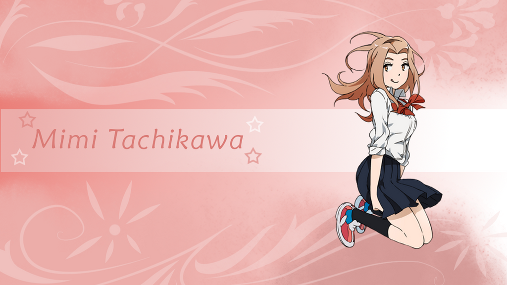 Mimi Tachikawa Wallpaper Digimon Adventure Tri by ChihaHime