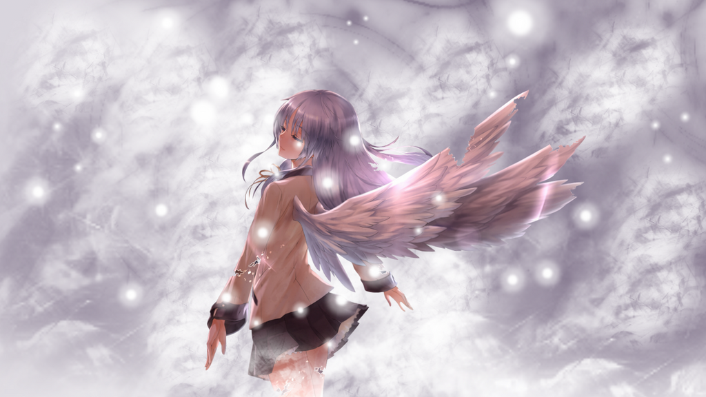 Angel Wallpaper Angel Beats by ChihaHime