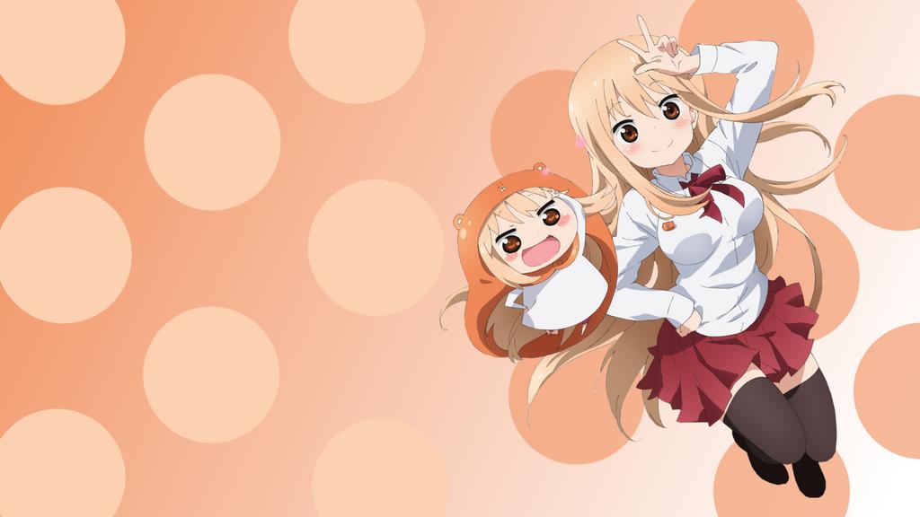 Umaru Doma Wallpaper (Himouto! Umaru-chan) by ChihaHime on