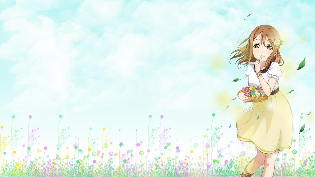 live wallpaper anime girl