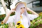 Angel Beats! - Tachibana Kanade (Tenshii/Angel)
