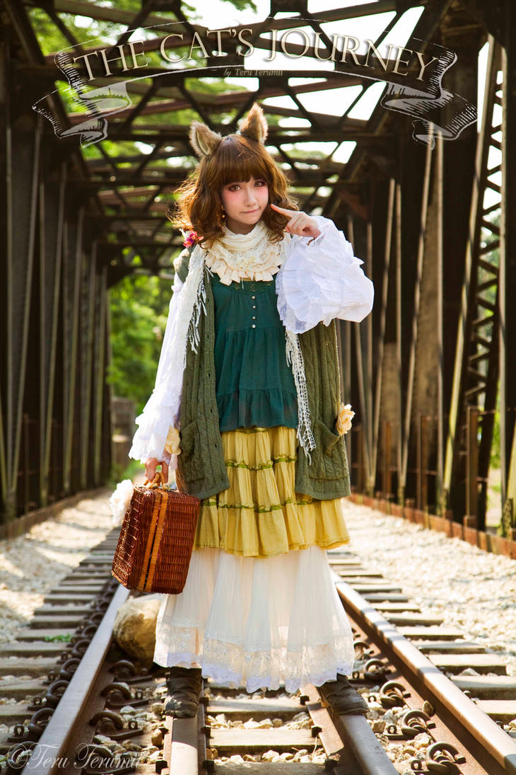 The Cat's Journey - Mori Fashion by TeruTerumii