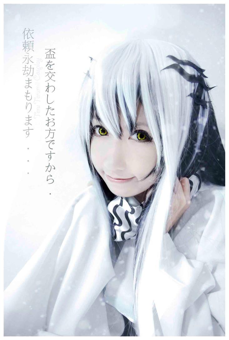 Nurarihyon no Mago - Yuki Onna by TeruTerumii