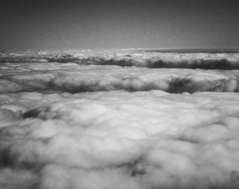 Clouds in black and white by Lutrina