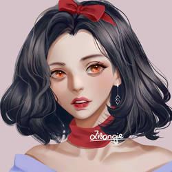 Snow white by zivangie