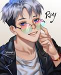 Ray P. Ratio [2]
