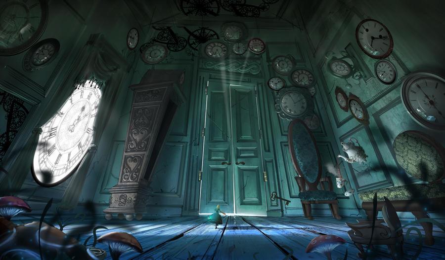 Clockroom Update by medders