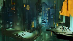 Project Lodus Underground City 2
