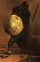 Medusa Shield by medders