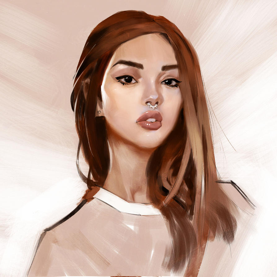 Lily by medders