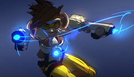 Tracer VR Painting!