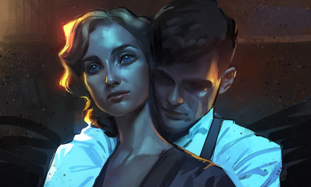 Grace And Tommy Shelby By Medders On Deviantart