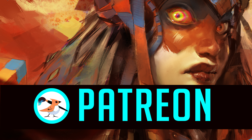 Patreon Announcement! by medders