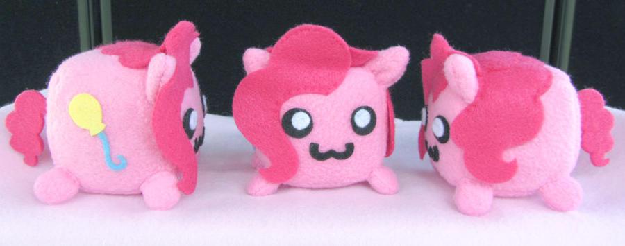 My Little Pony Tofu: Pinkie Pie by Tofutastic