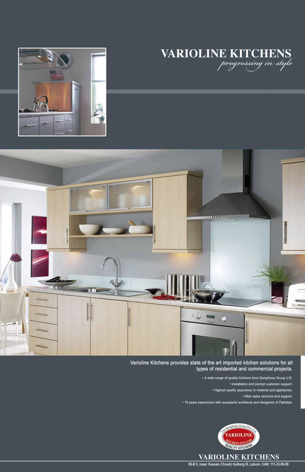 Varioline Kitchen Ad By Farmal On DeviantArt - Kitchen ad