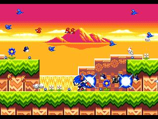 S1EE intro cutscene screenshot by Cinossu