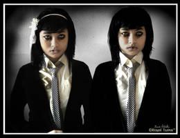 Dead twins