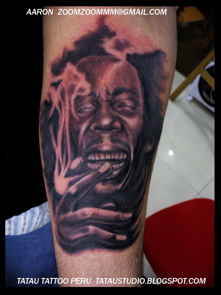Tiger Burst Chest Tattoo