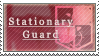 Stationary Guard - Stamp by BrokenBound