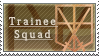 Trainee squad - stamp by BrokenBound
