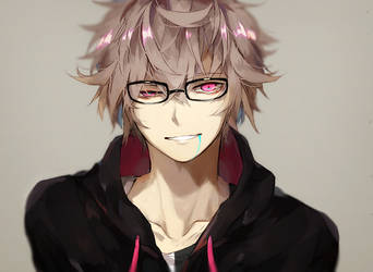 random character by Tabanei