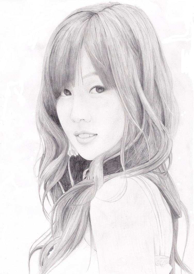 Niigaki Risa by KiteH4cK