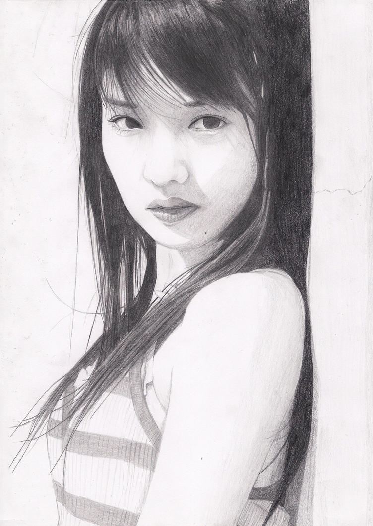 Michishige Sayumi by KiteH4cK