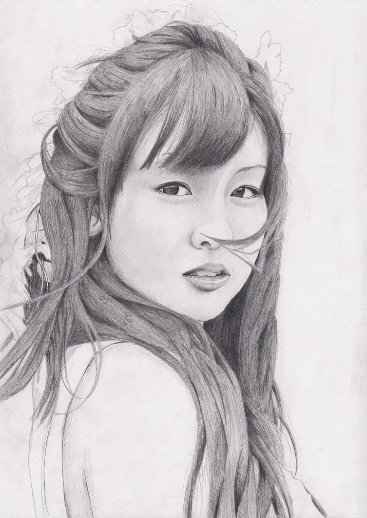 Sugaya Risako by KiteH4cK