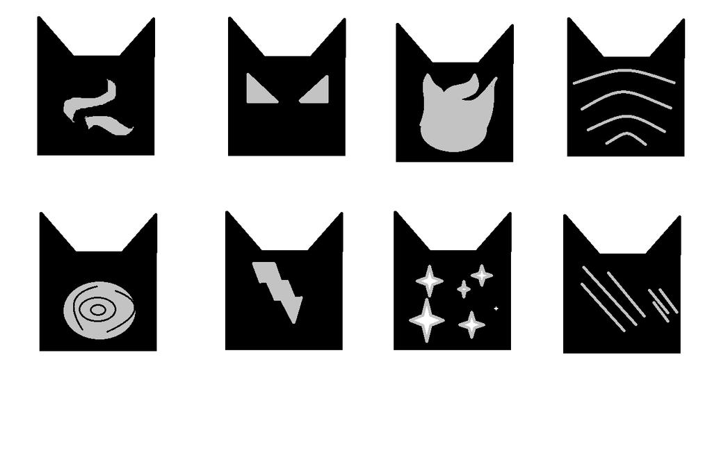 warrior cats clan symbols wallpaper wwwimgkidcom the
