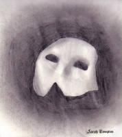 Phantom of the Opera Mask by SCO8