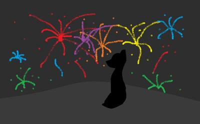 Fireworks! by undertalecupcakes