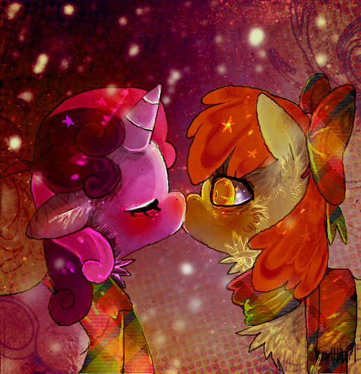 Sweet Bloom by CHAlNSAW