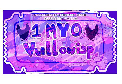 MYOVullowispTicket1 by MoggieDelight