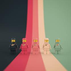 LEGO Color Palettes