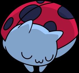 Catbug naptime
