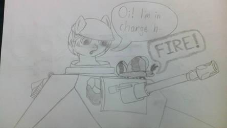 Otaku Tank sketched