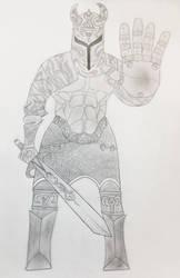 Gorl sketched