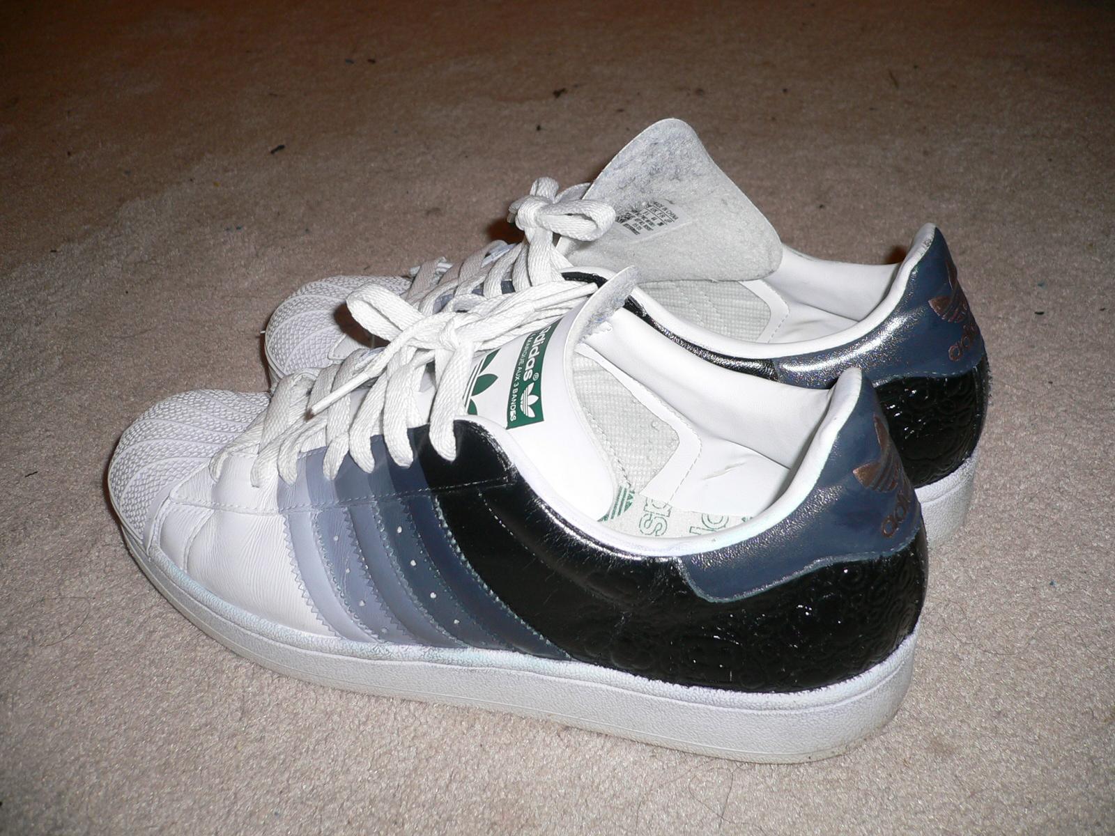 more photos f285d e3cdb Adidas Superstar Custom 1 by 9599043 on DeviantArt