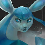 [C] Glaceon by VirtaLion