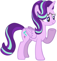 [Shadowbolts AU] Starlight Glimmer by DashieVectors9000