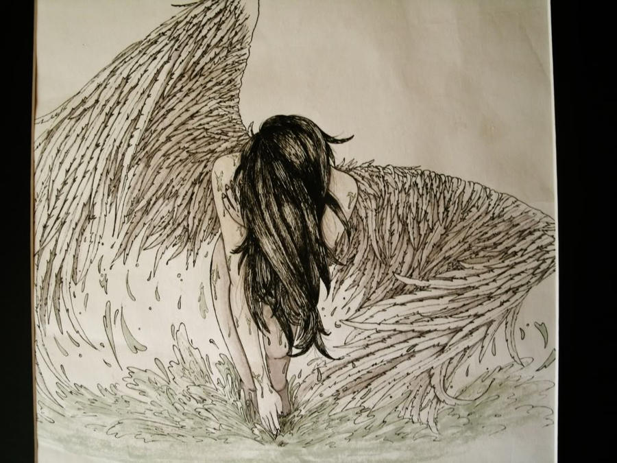 Fallen Angel by Colour...